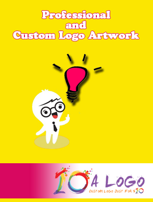 Professional and Custom Logo Artwork